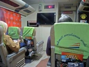 Kereta Eksekutif Cirebon Express