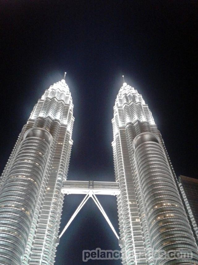 Twin Tower, Kuala Lumpur.