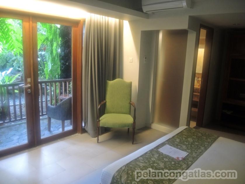 Kamar Superior di Rumah Batu Villa & Spa