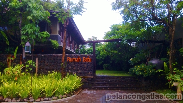Rumah Batu Villa & Spa, Solo.