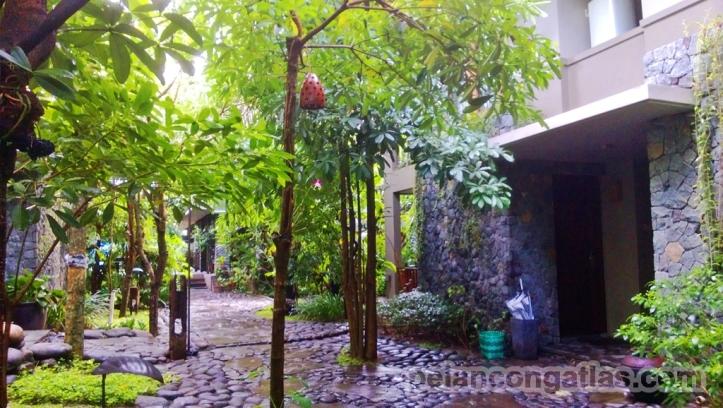 Suasana Rumah Batu Villa & Spa