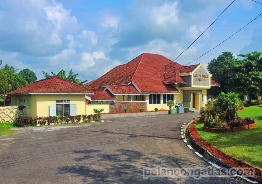 Museum Timah di Pulau Bangka