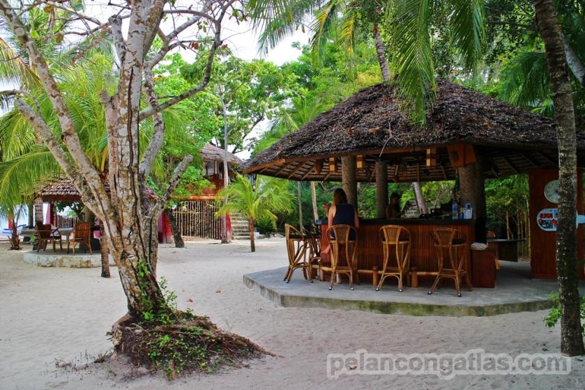 Bar at Prince John Resort