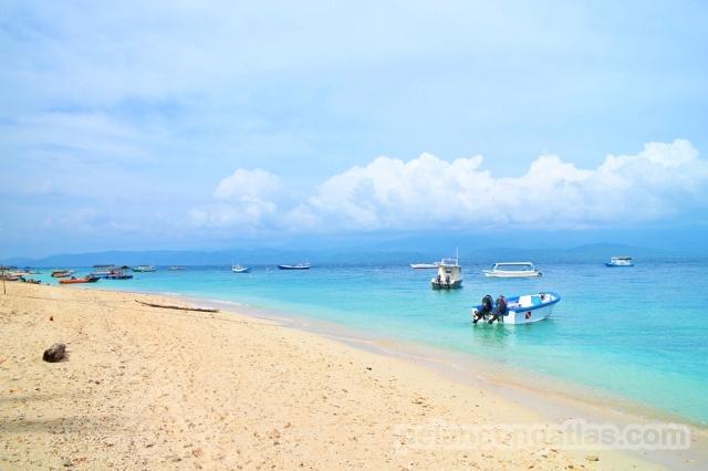 Tanjung Karang Beach, Donggala, Central Sulawesi