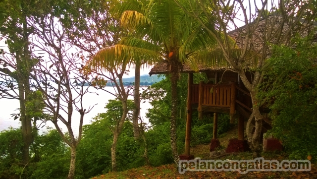 Cottage at Prince John Resort.