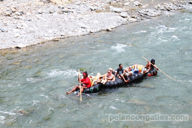 River Tubing on Bohorok River