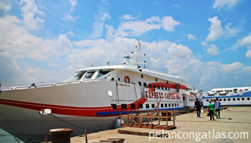 Kapal Chantika Express